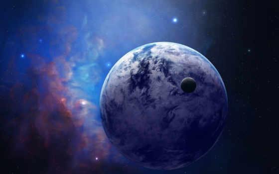 космос, туманность Фон № 24767 разрешение 1920x1080