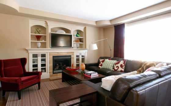 design, living, комната