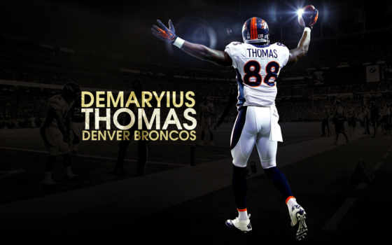 broncos, denver, demaryius