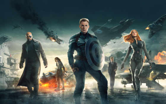 initial, avenger, war Фон № 120013 разрешение 3200x2000
