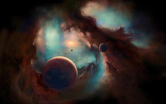 cosmos, космос, nebula, космосе, туманности, planets, планеты, космоса,