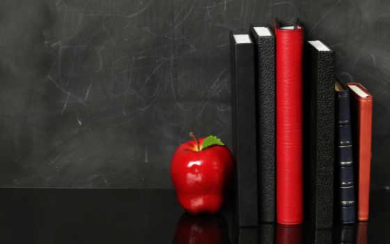 красное, apple, ежедневники, полка, картинка, увеличить, широкоэкранные,