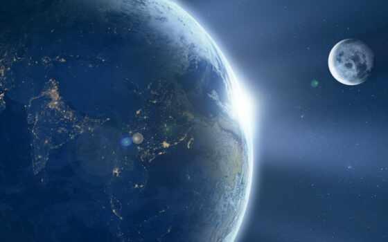 planet, cosmic, land, earth, космос, луна, astronomical, атмосфера, супер