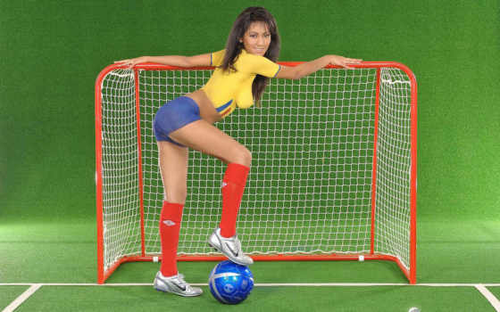 футболистки, ecuador