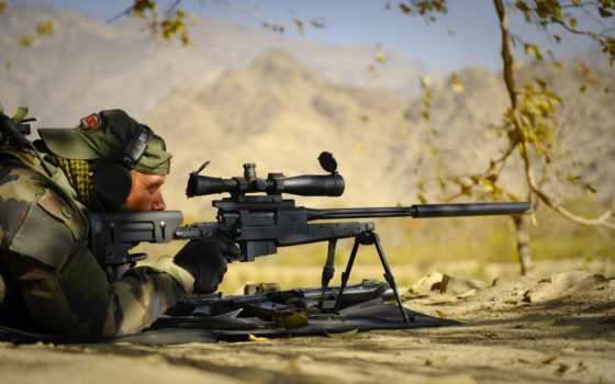 засада, винтовка Фон № 21711 разрешение 2560x1600