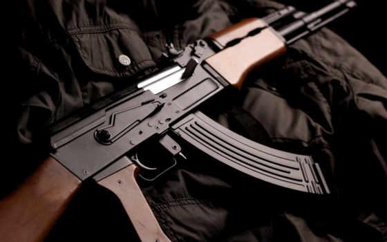 автомат, калашникова, оружие Фон № 37748 разрешение 2560x1440