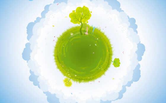 картинка, land, зелёный