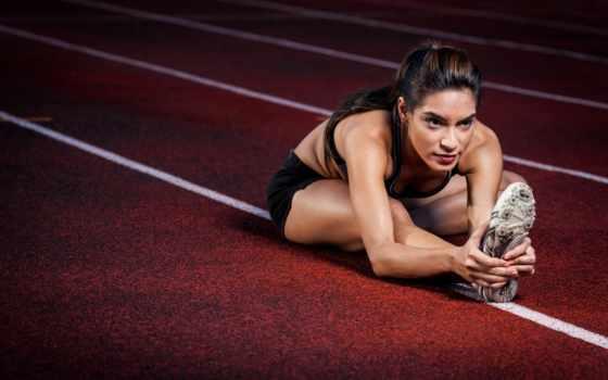 спортсменка, девушка, спортивные, devushki, качественные, бег, российская, мари, шарапова, трек, беговая,