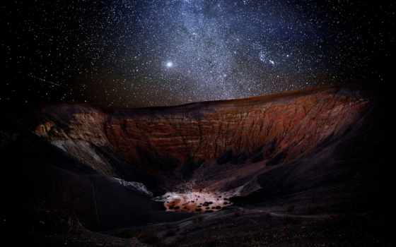 tapety, cosmos, kosmos, каньон, звезды, ночь, категории, teraz,