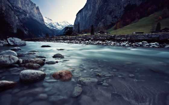 swiss, швейцария, горы, lauterbrunnen, моря, берег, цюрих, ultra,