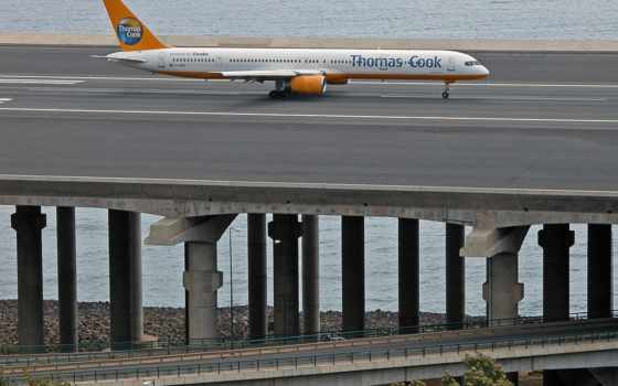 aeropuerto, madeira,