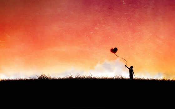love, графика, сердце