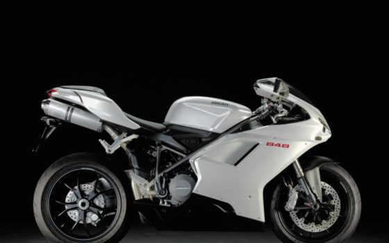 ducati 848, мотоцикл,