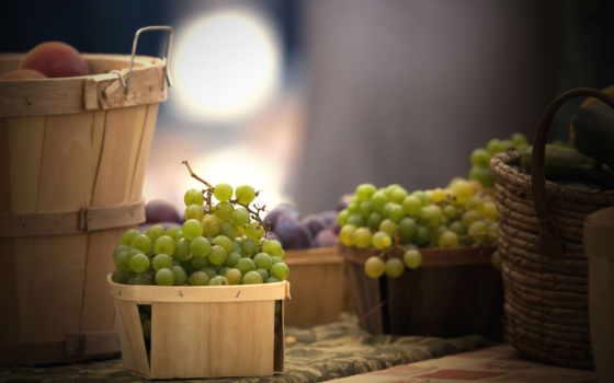 виноград, desktop, feelgrafix
