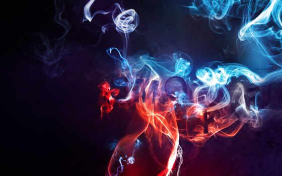 steam, дым, dark