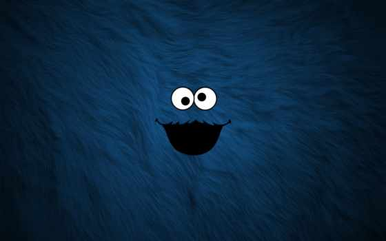 wallpapers, wallpaper, hd, desktop, скачать, and, ipad, синий, monster, background, funny, cookie, мех, рожа, similar, elmo,