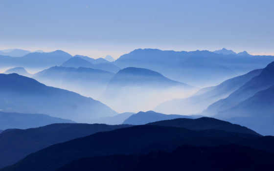 imac, desktop, mountains, retina, ipad, ios, blue,