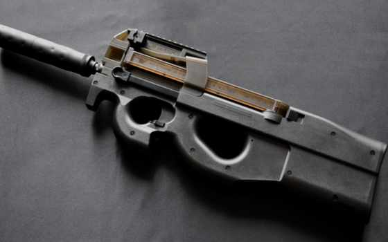 пистолет, глушитель, weapons, автомат,