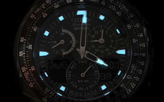 watch, механизм, подсветка