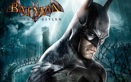 batman, arkham, asylum Фон № 119056 разрешение 1600x1200