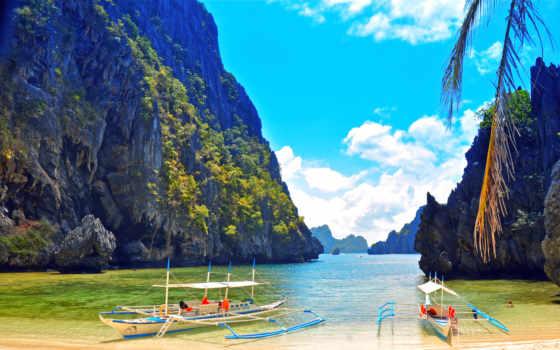 море, пляж, desktop, free, tropical, зелёный, best,