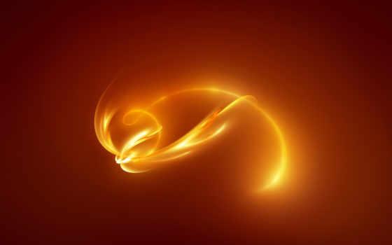 свет, yellow, color, линии, оранжевый, световые, red, purple, абстракция, свечение,