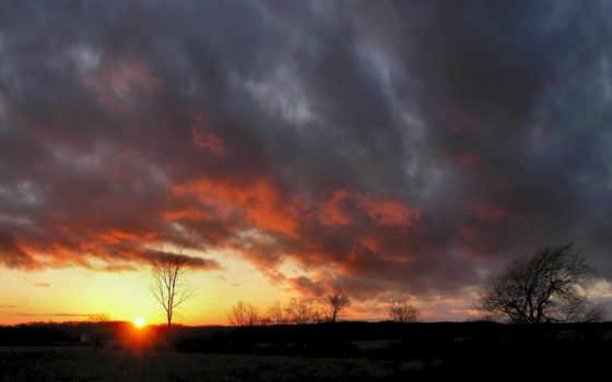 небо, солнце Фон № 9175 разрешение 1920x1200