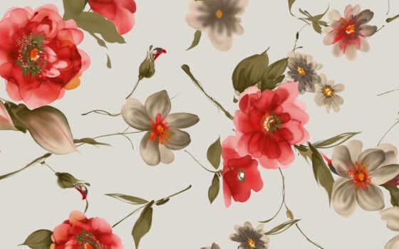 красивые, цветочные