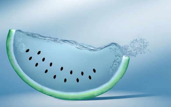арбуз, water