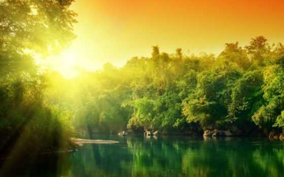 солнца, рассвет, video