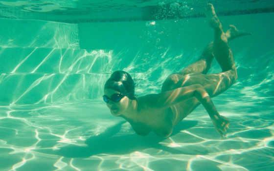 underwater, эротика, girls