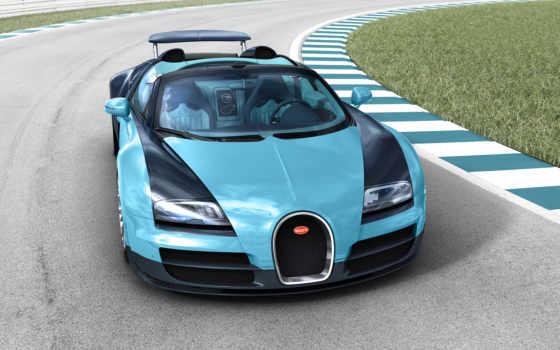 bugatti, veyron, спорт