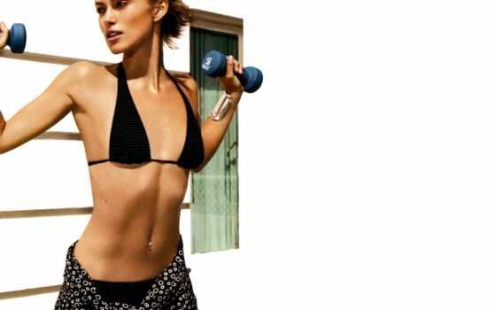спорт, найтли, подхода, кира, повторений, после, рост, весом, гиря, кг,