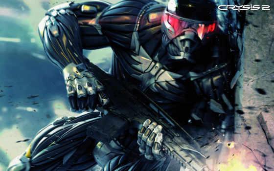 будущее, воин, будущего, crysis, доспех, язык, warriors, разработчик, выпуска, crytek,