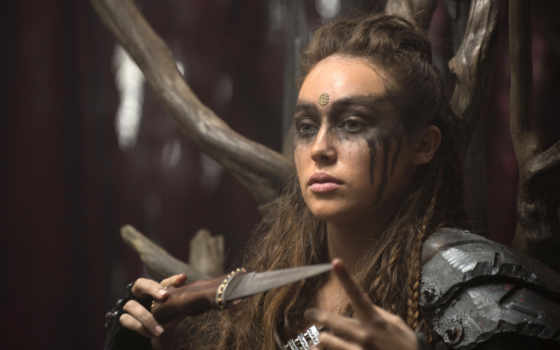 lexa, grounders, season