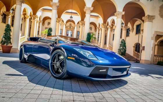 lamborghini, машины, автомобили, blue, murcielago, коллекция, car, авто, дорогие, пользователя,