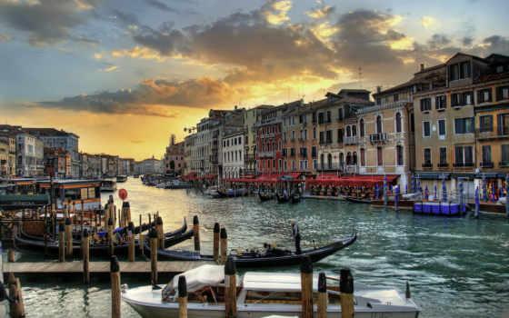 венеция, города, взгляд