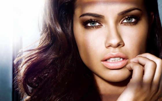 макияж, глаз, тени, серо, голубых, девушек, подписчиков, купить, банка, свет,