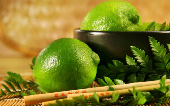 lima, lemon, плод, картинка, зелёный, meal, лайм, красивый