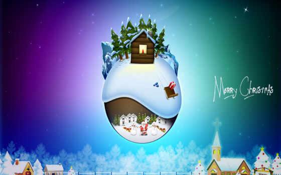 christmas, december Фон № 31397 разрешение 1600x1200