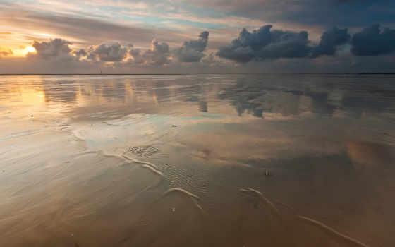 небо, море Фон № 32092 разрешение 1920x1080