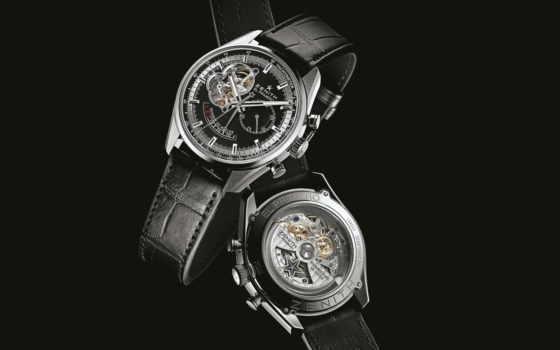 zenith, часы, watch