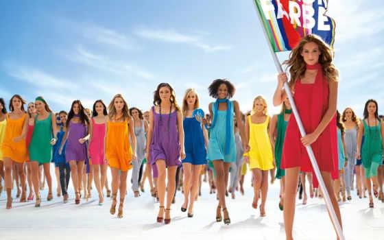 devushki, разных, женщина, dooffy, girls, world, красивых, dívek, платьях,