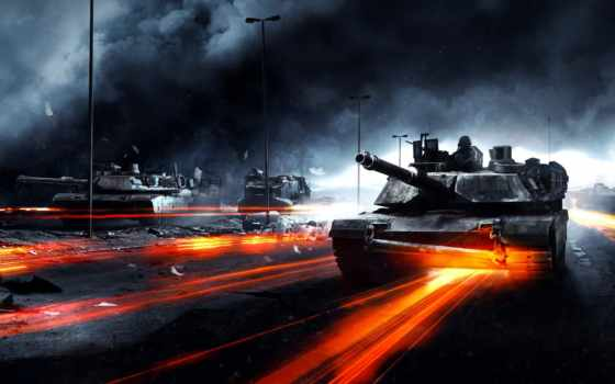 battlefield, ipad, game, игры, танки, танк, war, effect, mass, блики,