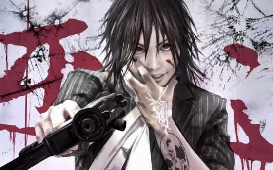 fantasy, lin, оружие, art, chen, anime,