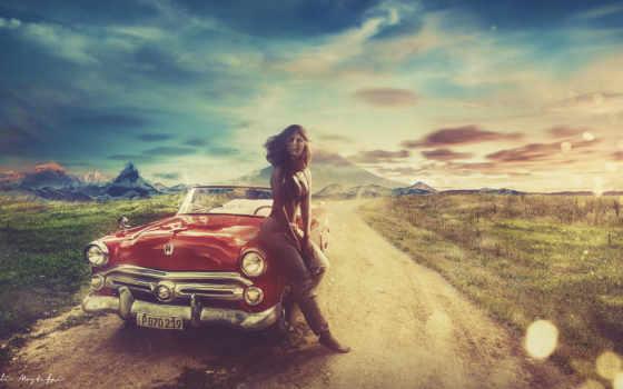 песни, vicepro, танцуй, deep, vintage, car, девушка, video, sound,