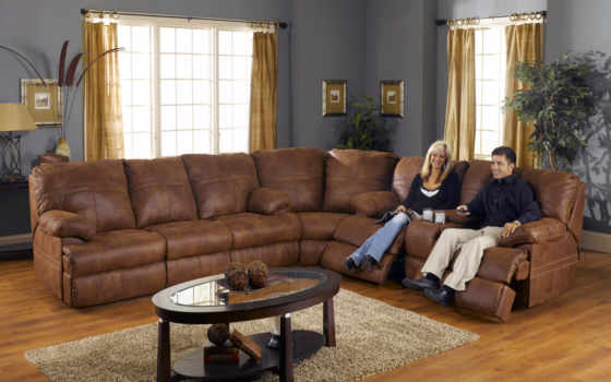 you, with, sofa, ranger, sectional, comfort, catnapper, reclining,