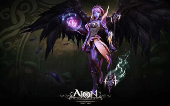aion, online, игры, игра, game, god,