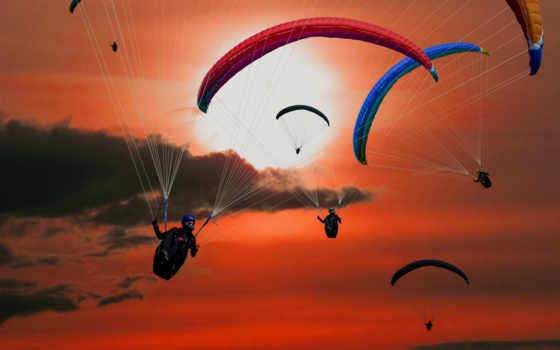 парашутисты