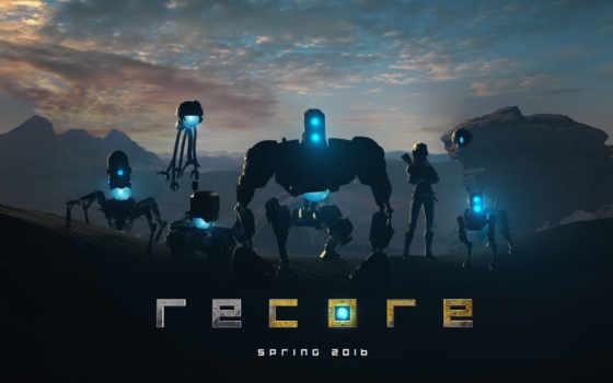 recore, xbox, one, июнь, игры, прохождения, microsoft, прохождение, exclusive,